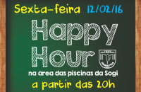 Happy Hour com Maquinário Sonoro