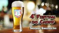 4º Festival do Chopp da Sogi!